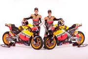 Repsol MotoGP Stoner-Pedrosa