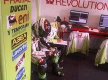 Stoner vuela en Jerez y cierra el IRTA como el mejor de MotoGP