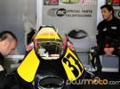 Box Rodrigo Concha Castro Moto2 CEV Jerez 2012