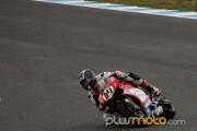 Quique Ferrer Ducati Panigale CEv Jerez 2012