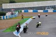 caída Jerez CEV 2012