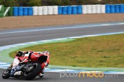 Enrique Ferrer culín Ducati Panigale CEV Jerez 2012