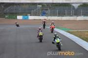 Noyes, Ramos, Gonzalez y Fenoli Moto2 Jerez 2012 CEV