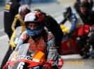 Maria Herrera box Moto3 CEV 2012 Jerez