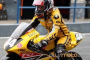 Steven Odendaal CEV Jerez 2012