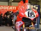Ducati Panigale box Jerez 2012 CEV