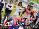 Berto Lopez parrilla CEV 2012 Jerez