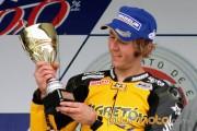 Morales podio Jerez CEV 2012