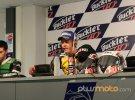 Kyle Smith rueda de prensa CEV Jerez 2012