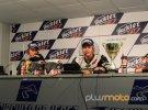 Morales y Smith rueda de prensa Stock Extreme CEV Jerez 2012