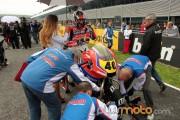 Roman Ramos Moto2 CEV Jerez 2012