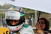 Syahrin Bin Moto2 CEV 2012 Jerez