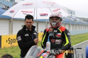 Rodrigo Concha Jerez 2012 CEV Moto2