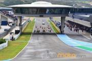 Parrilla salida CEV Jerez 2012