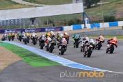 parrilla Moto2 CEV Jerez 2012