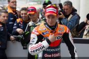 carrera MotoGP Stoner