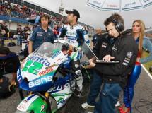 Iván Silva apuesta por Inmotec y puntúa en MotoGP Jerez