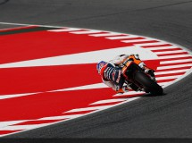 Jorge Lorenzo logra la victoria en la carrera de MotoGP del GP de Catalunya