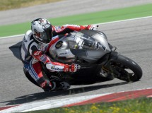 Carlos Checa y sus impresiones sobre la Ducati Panigale