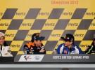 rueda de prensa motoGP Silverstone