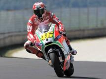 Muchos test de Ducati para MotoGP y SBK en Mugello