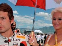 Sylvain Guintoli no estará en la carrera SBK en Brno