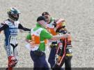 jorge lorenzo alvaro bautista accidente assen motogp