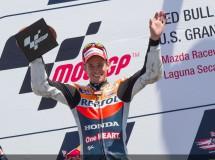 MotoGP mitad de temporada: Lorenzo, Stoner y Pedrosa, los fantásticos