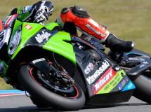 Tom Sykes marca el mejor crono QP2 SBK en Brno
