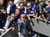 Lorenzo y Spies con buen feeling para Laguna Seca MotoGP