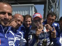 Stoner triunfa en MotoGP Laguna Seca con Lorenzo 2º y Pedrosa 3º