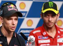 Casey Stoner habla sobre Rossi, Burgess y la Ducati