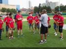 beisbol entreno