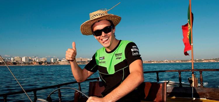 Loris Baz seguirá con Kawasaki Racing en SBK 2013