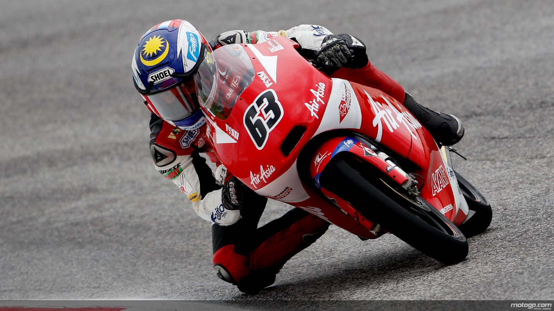 Khairuddin marca la pole Moto3 en Sepang