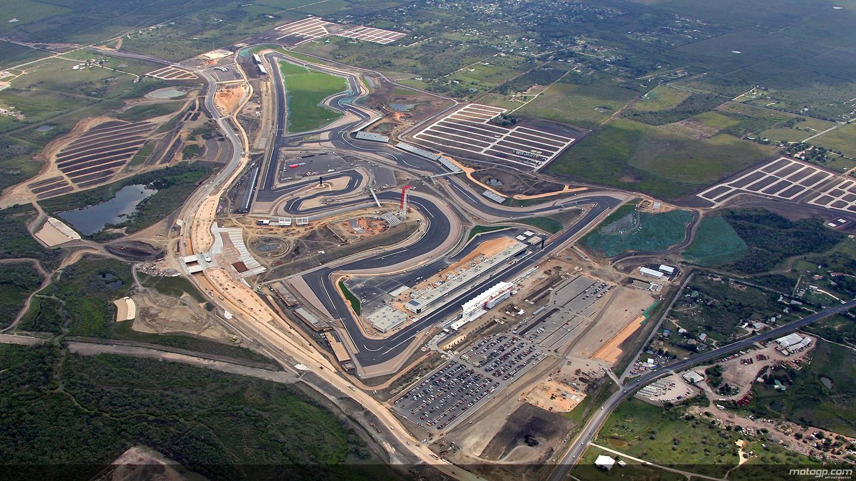Dorna confirma el Gran Premio de MotoGP en Austin 2013