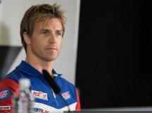 Rossi, Lorenzo, Pedrosa, Ellison y Stoner en rueda prensa Australia