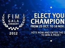 Lorenzo, Sanz y Bou nominados a los premios FIM 2012