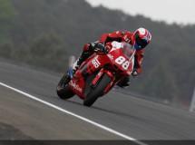 Cardús, Pasini, Corsi, De Angelis, Edwards y Corti con el Forward Racing para 2013