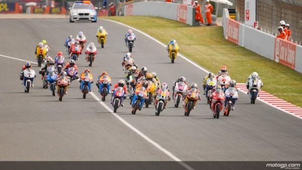 Lista provisional de pilotos de Moto3 para 2013