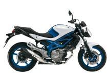 La Suzuki Gladius 650 con promoción de financiación