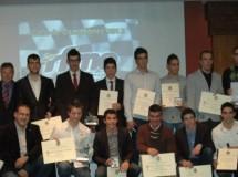 Celebrada la Gala de Campeones 2012 en Madrid