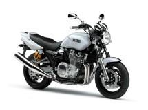 La Yamaha XJR 1300 con nuevos colores para 2013