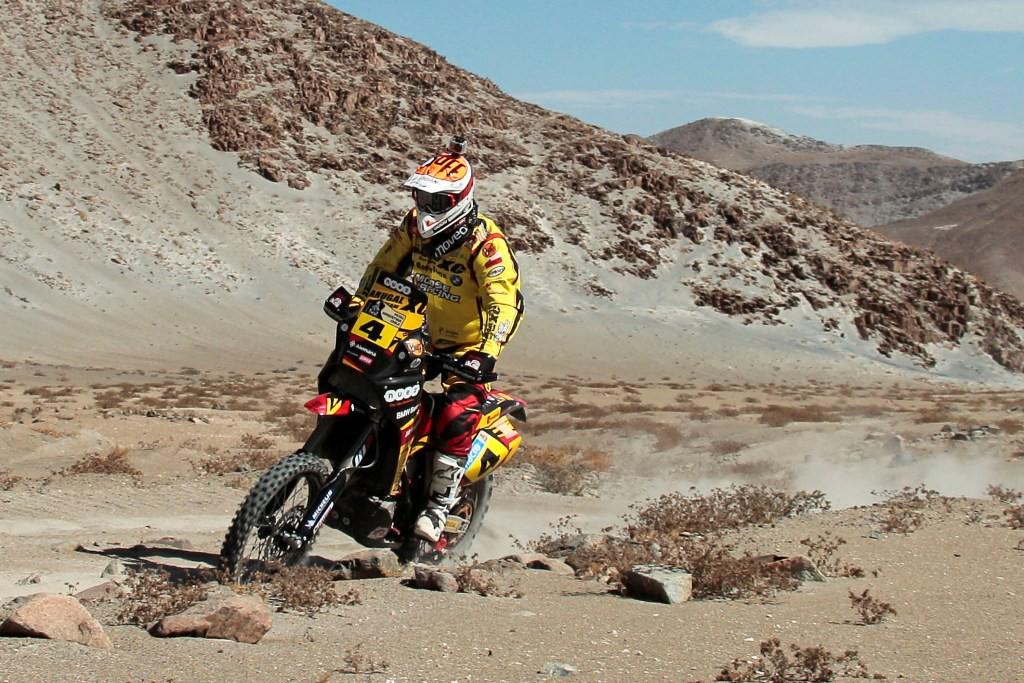 Resumen Dakar 2013: Jordi Viladoms, el esfuerzo sin recompensa
