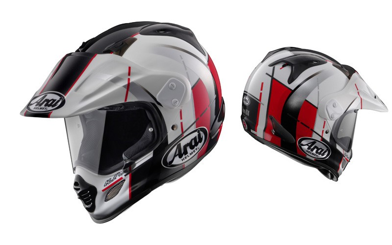 El nuevo casco Arai XD 4