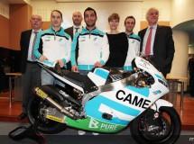 Presentación del Came Ioda Racing para Moto2 y MotoGP 2013