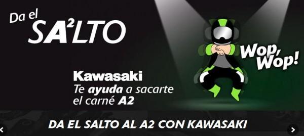 kawasaki A2