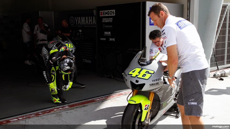 test Rossi
