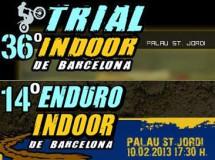 Mañana se disputará el Trial Enduro Indoor de Barcelona 2013