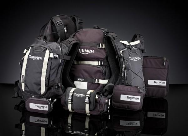 Colección mochilas Triumph